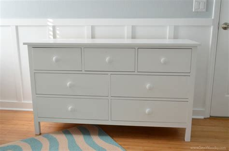 Build Dresser by How To Build An Wide Simple Dresser Sew Woodsy