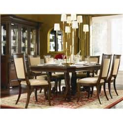 used bassett dining room set table chairs cabinet ebay table and chair sets fresno madera river park table