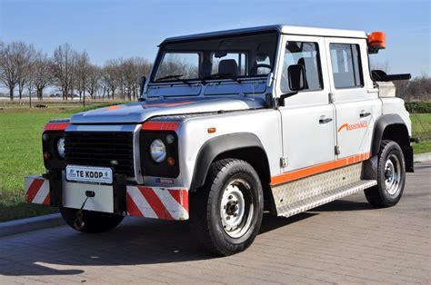 land rover 110 truck verkochte trucks land rover defender 110 towfox 3