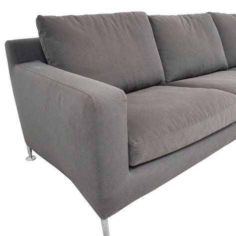 b b italia harry sofa price 88 b b italia b b italia harry grey three cushion