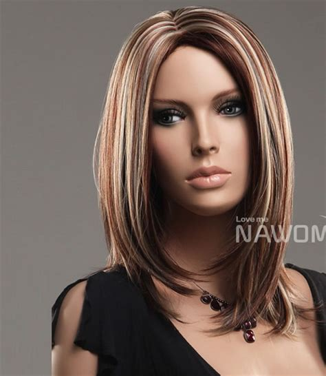 color hair styles medium haircuts and color