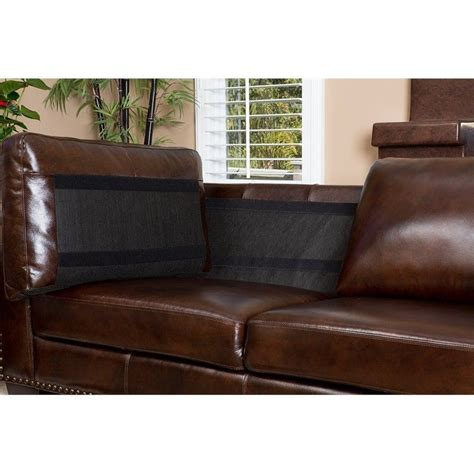 abbyson living leather sofa abbyson living beverly leather sofa in espresso sk 9060