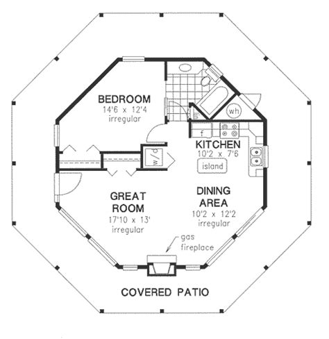 Cabin Open Floor Plans by Plan No 135344 House Plans By Westhomeplanners Com