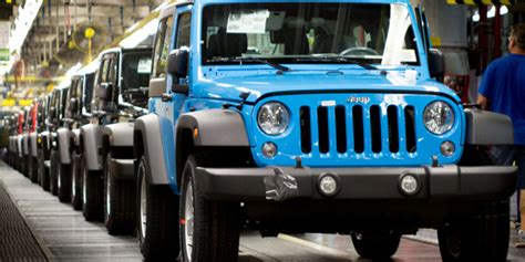 Are Jeeps American Made Jeep Wrangler Is Most American Made Vehicle