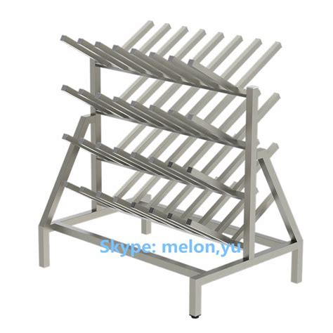 Metal Boot Rack by Stainless Steel Mobile Boot Rack 30 For Hospital Or Clean
