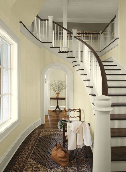 interior paint ideas and inspiration paint color schemes benjamin and upstairs hallway