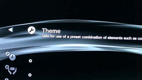 changer themes ps3 ps3 themes customized how to change the icons for free
