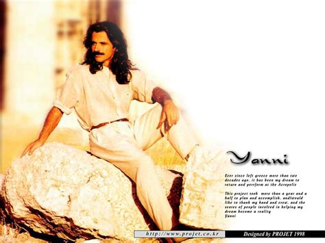 biography of yanni the jazz master yanni s quotes famous and not much quotationof com