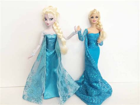 How To Make A Doll Dress Out Of Paper - how to make an elsa doll dress tutorial disney s frozen