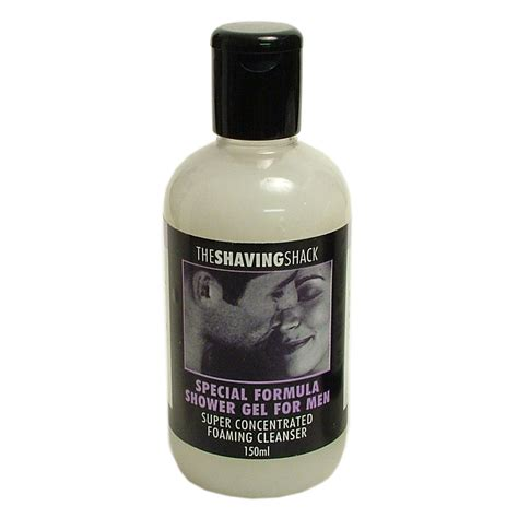 Shower Gel Formula by Special Formula Concentrated Shower Gel Accessories