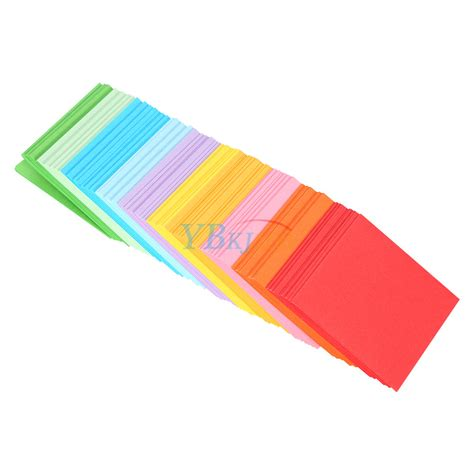 Origami Paper Ebay - new 1pack square folding wish sheets colorful sided