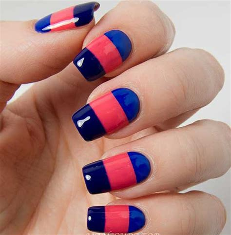 easy nail art designs to do at home 10 simple nail art designs that you can try at home