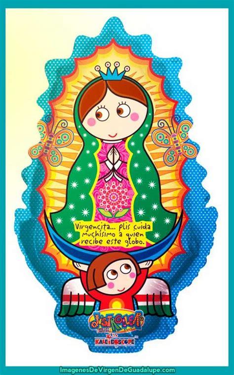 imagenes virgen de guadalupe niña guadalupe en caricatura imagenes de virgen de guadalupe