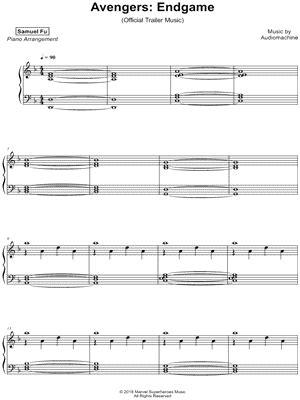 "Franklin D. Ashdown """"Kingsfold"" Chorale"" Sheet Music in G"