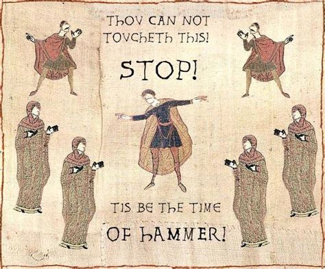 Tapestry Meme - medieval macros bayeux tapestry parodies know your meme