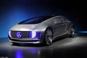 new car drive mercedes self driving car concept unveiled with swiveling