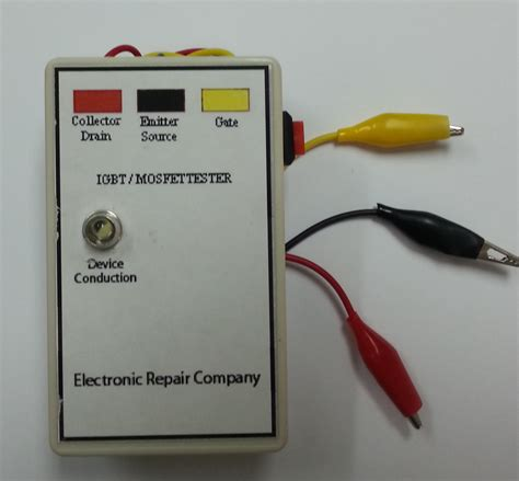 igbt transistor test igbt mosfet tester electronic repair company