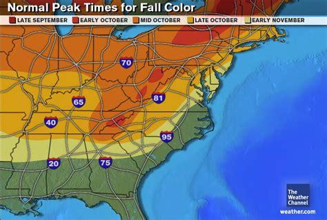 kentucky foliage map fall is here cbellsville