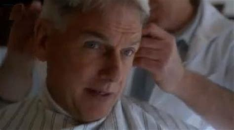 why jethro gibbs such ugly haircut ncis sneak peeks the test tv fanatic