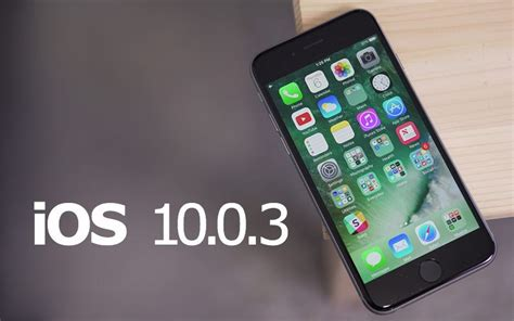 0 iphone x apple releases ios 10 0 3 for iphone 7 with cellular connectivity bug fix mac rumors
