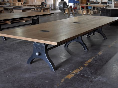 Industrial Boardroom Table Vintage Industrial Conference Table Vintage Industrial Furniture