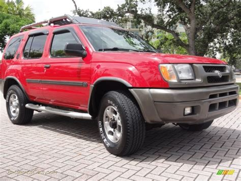 2000 nissan xterra se v6 4x4 in aztec red photo 2 2000 nissan xterra se v6 4x4 in aztec red photo 7 528290 jax sports cars cars for sale in
