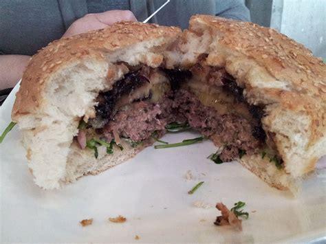 Handmade Burger Co Halal - handmade burger co wembley park feed the