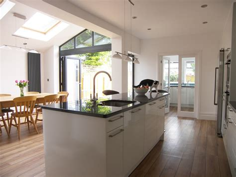 Kitchen Living Room Extension Ideas Utility Room In Back Extension Kitchen Dining Room All In