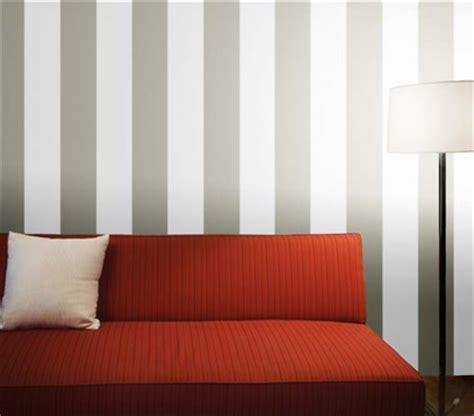 dorm wallpaper stripe dove gray designer removable wallpaper fun items