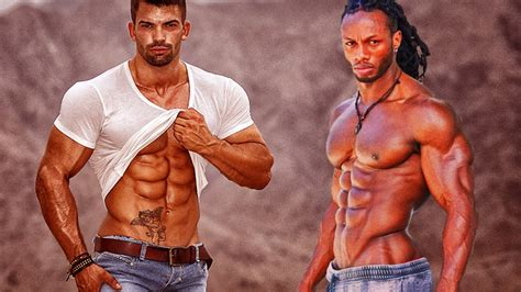 sergi constance vs ulisses jr best abs in the world bodybuilding and aesthetics motivation