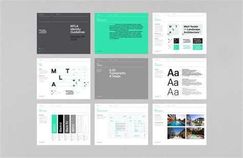 book layout rules 17 best images about brand book on pinterest