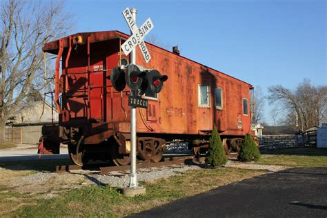 fordsville historical society and l n depot museum