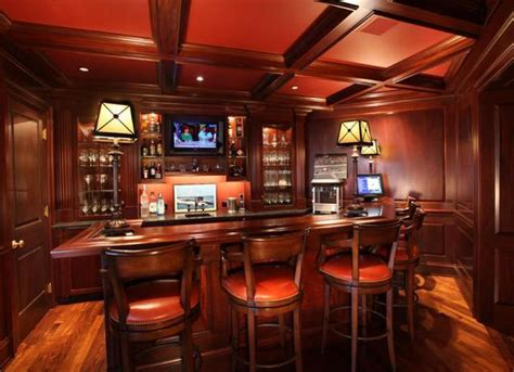 Home Bar Decorating Ideas 30 Beautiful Home Bar Designs Furniture And Decorating Ideas