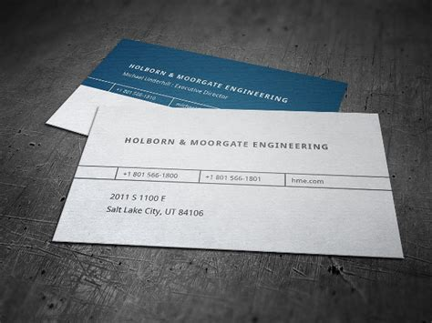 cards templates mechanical 25 engineer business card templates psd ai eps format