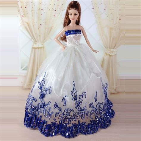 Handmade Princess Dress - new handmade princess wedding dress clothes gown for