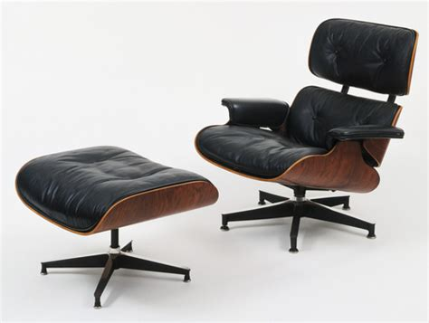 Charles Eames Chair And Ottoman Design Ideas Eamess 171 Mid Century Minimalist Modernist