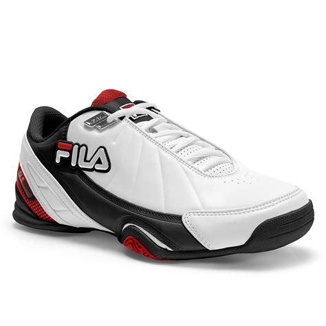 fila mens basketball shoes fila s dls slam low basketball shoes