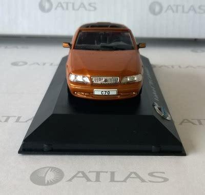 Lu C70 volvo c70 convertible by editions atlas minivolvo lu