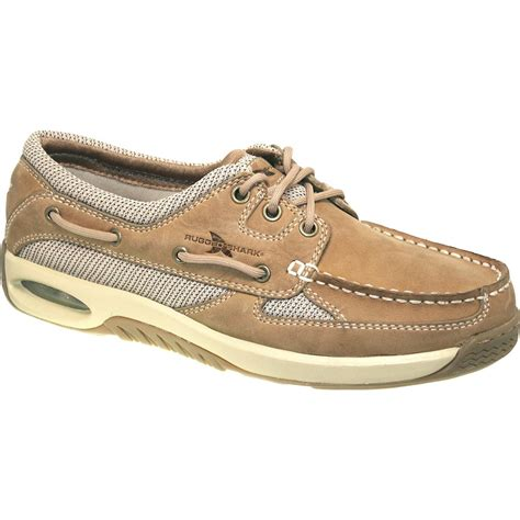 rugged boat shoes s rugged shark exhuma boat shoes 112023 casual shoes at sportsman s guide