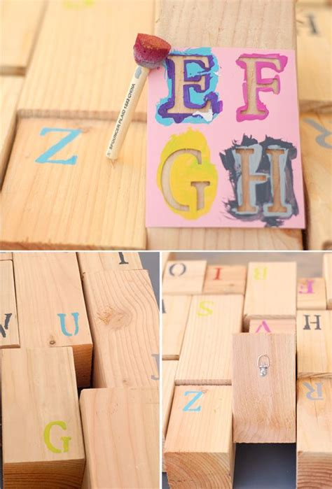 Alphabet Weekends by The Weekend Look Book For Blocks For And