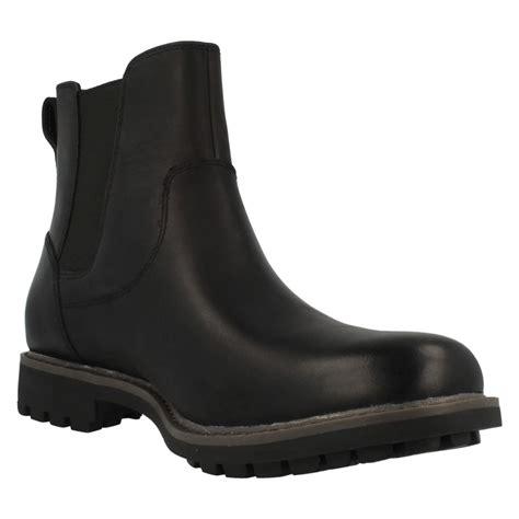clarks chelsea boots mens mens clarks chelsea boots montacute top ebay