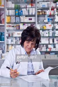 Information Pharmacist by Pharmacy Prescription Information Stock Photo Getty Images