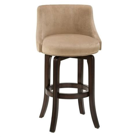 bar stools that swivel hillsdale napa valley 25 swivel counter khaki fabric bar