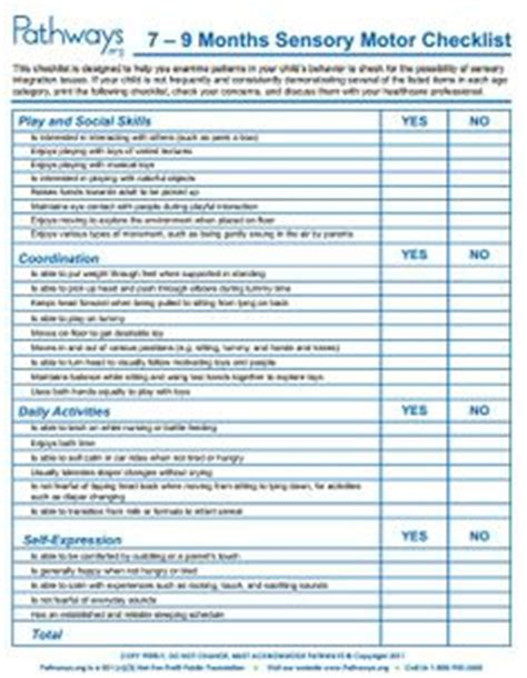 12 best images about pediatric checklist on 1000 images about preschool developmental on