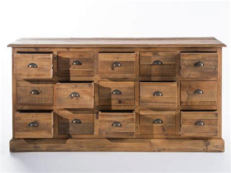 meuble bas avec tiroir buffet bas tiroirs