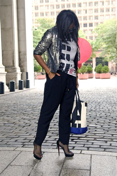 Trend Style Seduced By Sequins Second City Style Fashion by 301 Moved Permanently