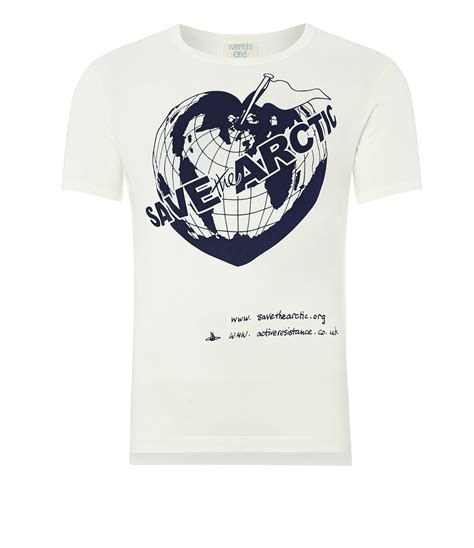 T Shirt Tees Collection Animal World 17 save the arctic t shirt vivienne westwood