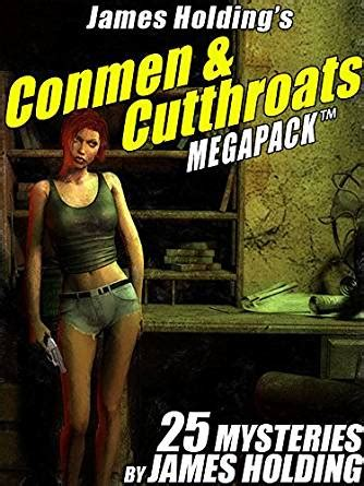 Classic Mystery Stories holding s conmen cutthroats megapack tm 25