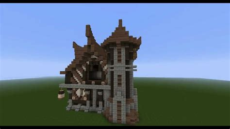 i want to build a home how to build a viking house in minecraft hd youtube