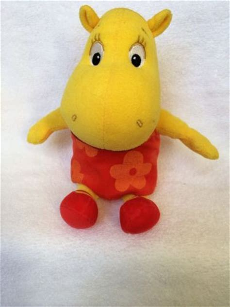 Backyardigans What Of Animals Are They Backyardigans Plush Stuffed Animal Lovey 8 Quot Ty